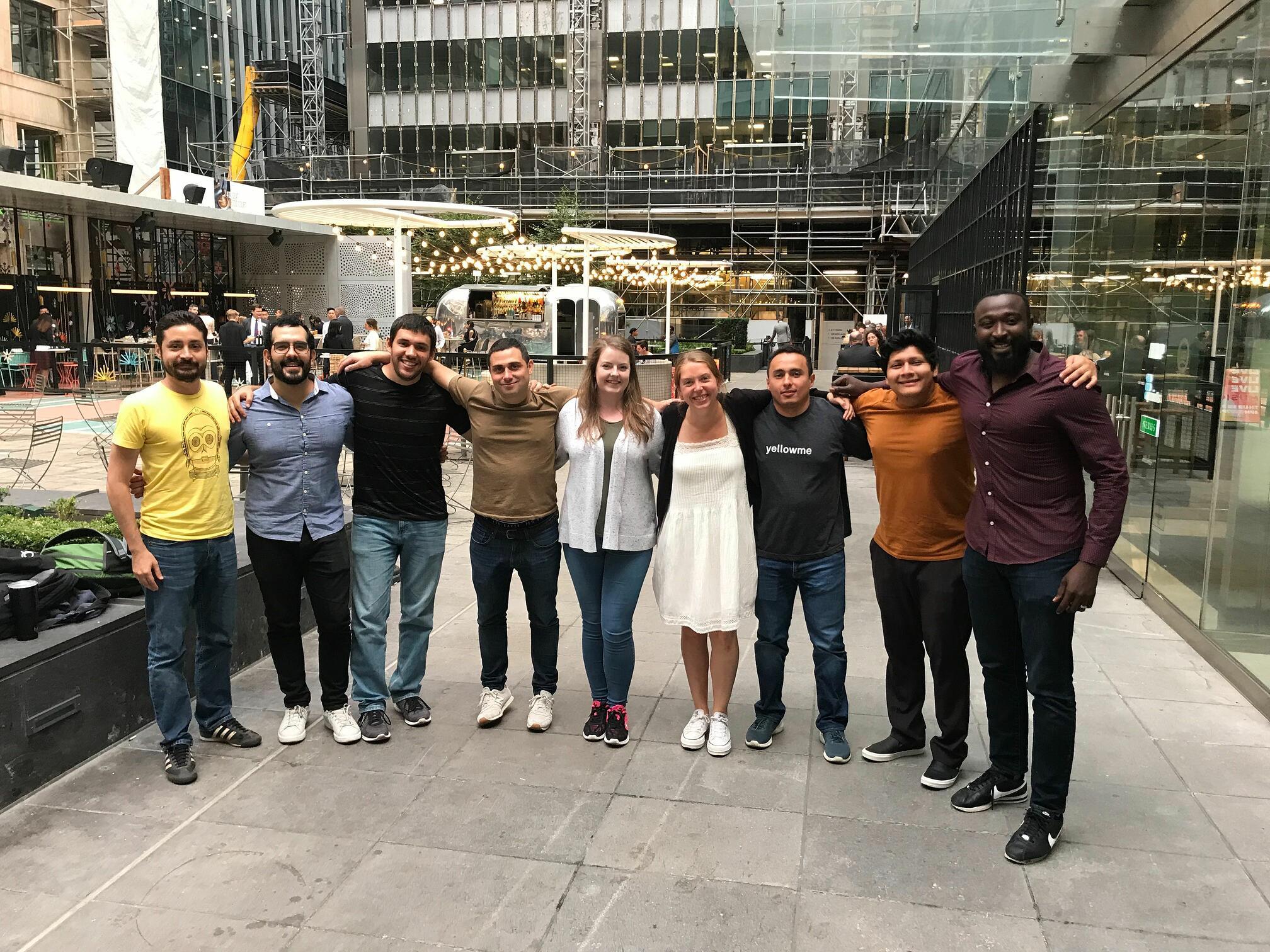 Synapse Unites: Merida's summer visit to Toronto